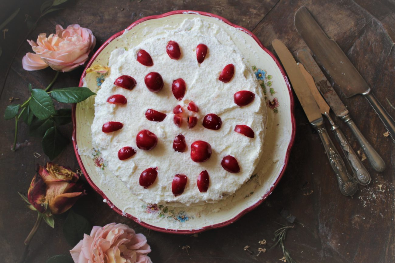 Sponge Cake gluten free