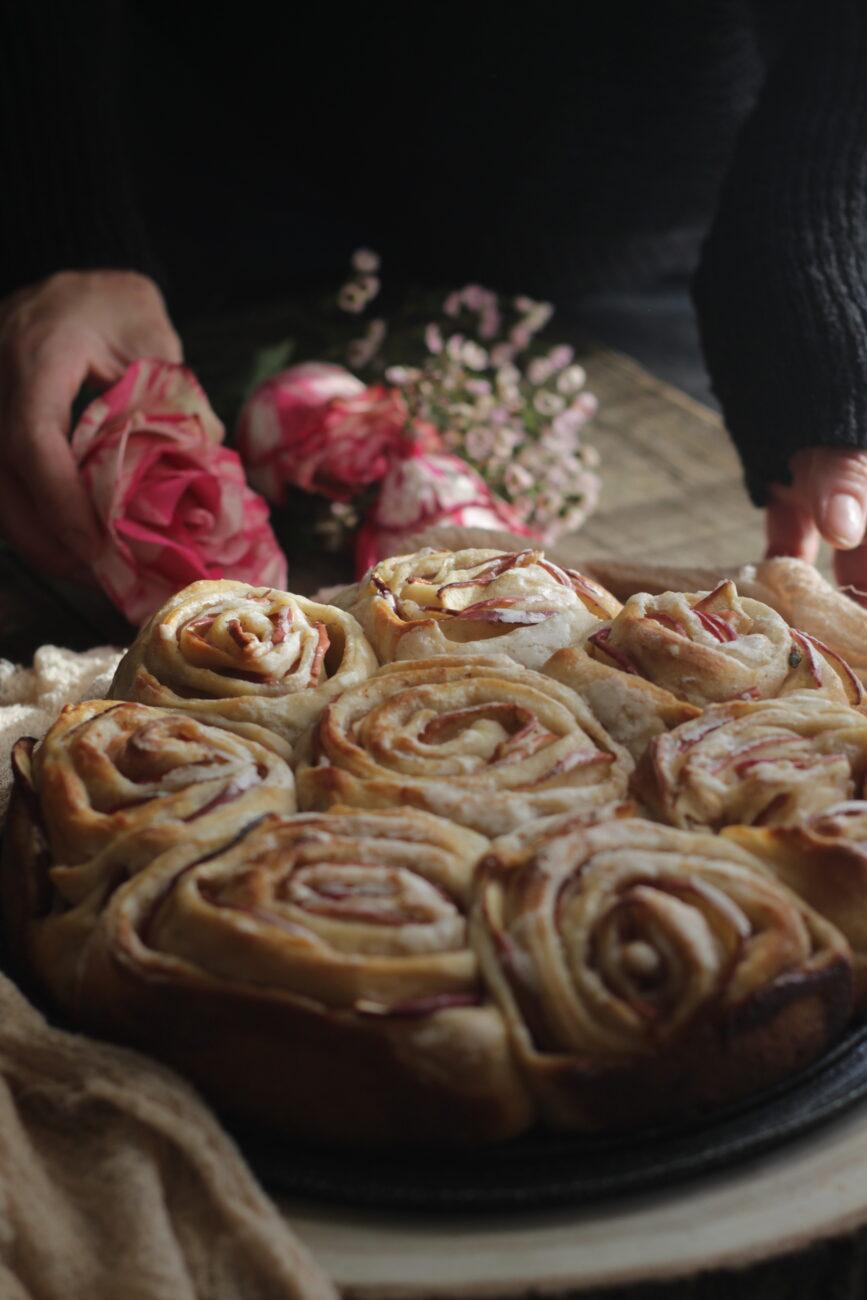 Torta delle Rose – Roses' Cake –